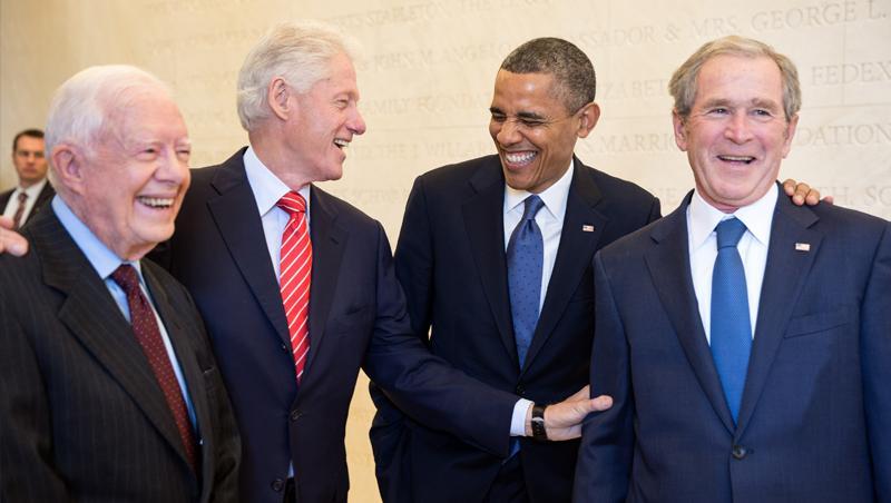 如果总统死了怎么办?#脑洞系列