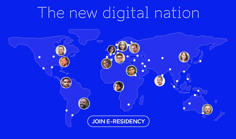 爱沙尼亚电子公民 | 成为世界公民的电子通行证?