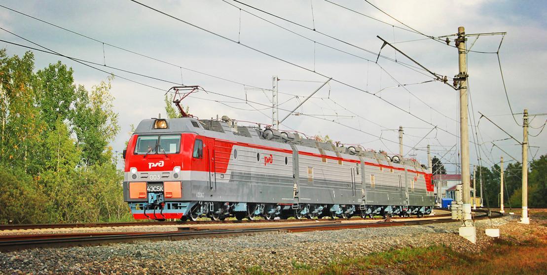 21世纪的俄罗斯铁路机车 之 货运电力机车(直流传动篇·上)