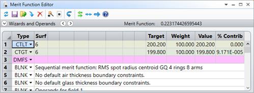 如何在Zemax OpticStudio中进行序列模式公差分析- 知乎
