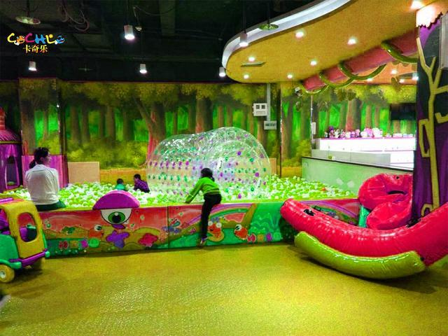 运城儿童乐园厂家 加盟资讯 游乐设备第3张