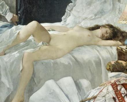 巴黎夜色中被出卖过的肉体与美貌
