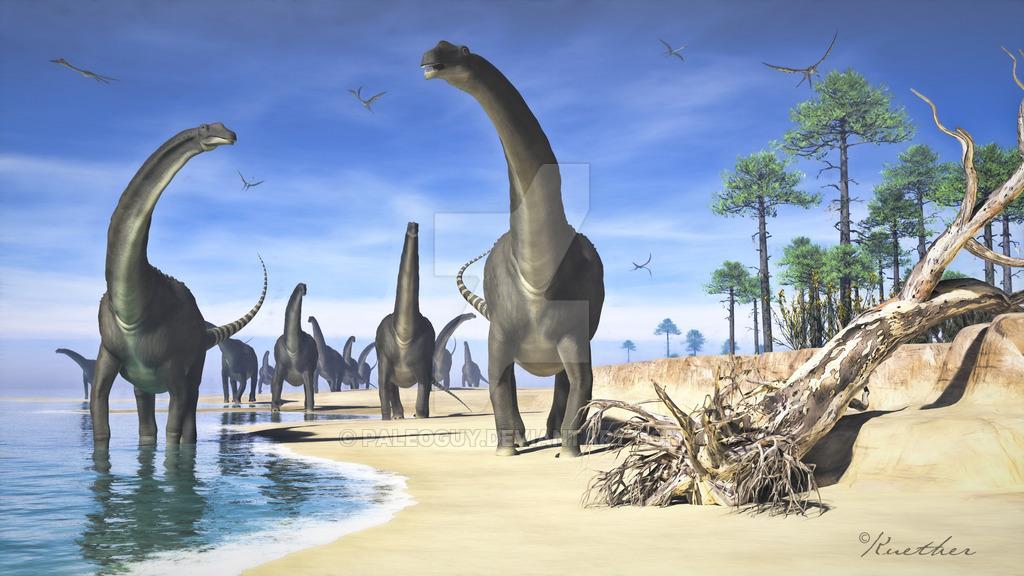 寻找最大的恐龙5:超人,海神与白杨树