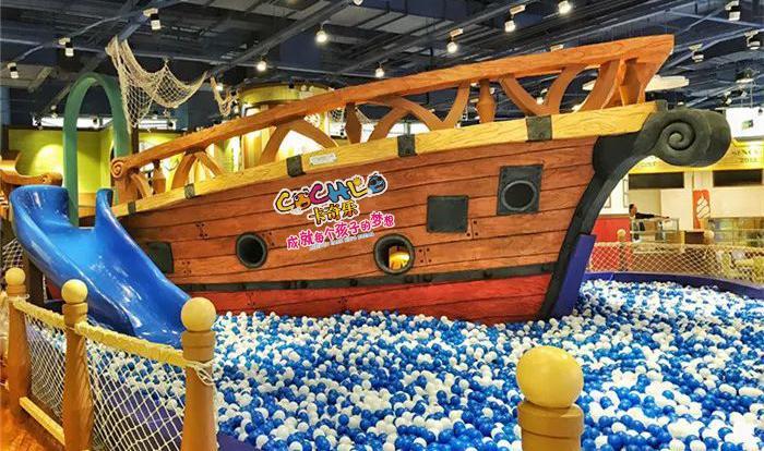 晋城开儿童乐园要多少钱? 加盟资讯 游乐设备第1张
