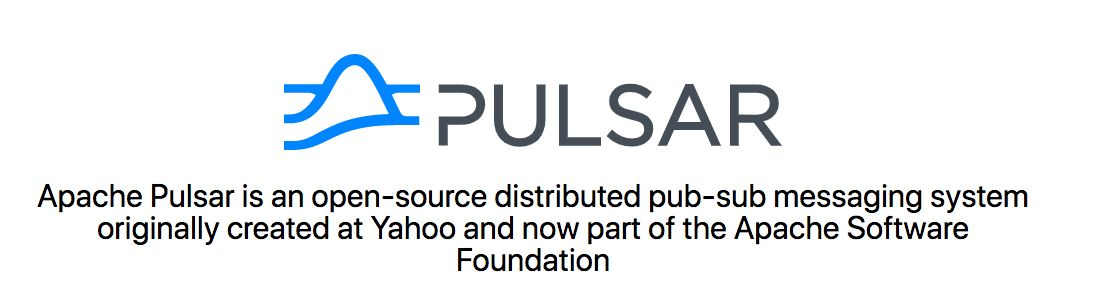 Apache Pulsar 介绍