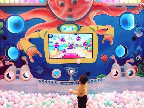 什么样的儿童游乐设备最讨孩子家长喜欢? 加盟资讯 游乐设备第1张
