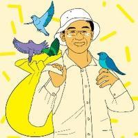 小叶叔叔的鸟袋