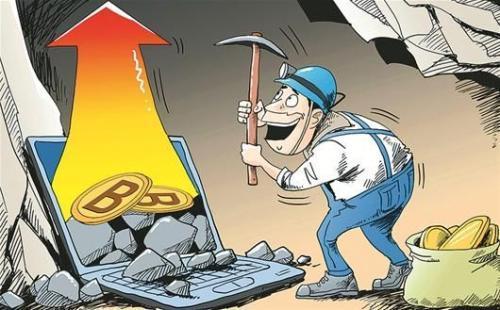 区块链之工作量证明,挖矿是什么?