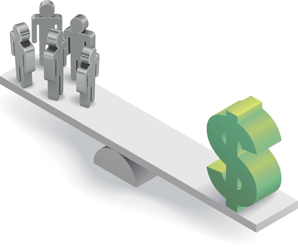 平台越高,工资反而越低?