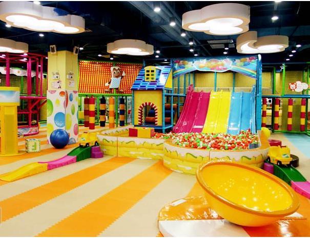 投资一家室内儿童游乐园,怎样才能赚到钱? 加盟资讯 游乐设备第1张