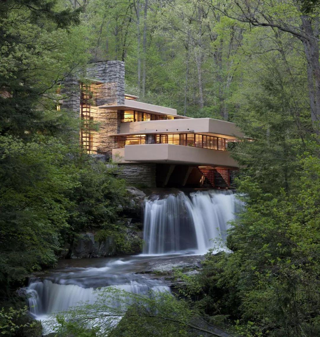 全球资讯_弗兰克·劳埃德·赖特丨自然是建筑的灵魂 - 知乎