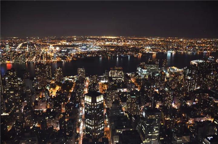 纽约,纽约!是所有异乡人的故乡