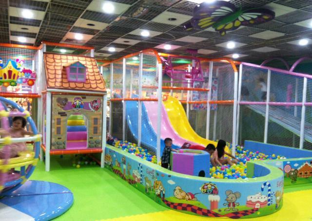 新手开一家150平米的儿童游乐园如何快速赚钱? 加盟资讯 游乐设备第5张