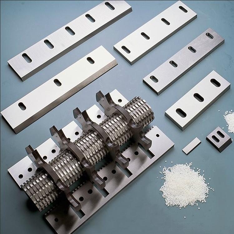 粉碎机刀片的材质区分
