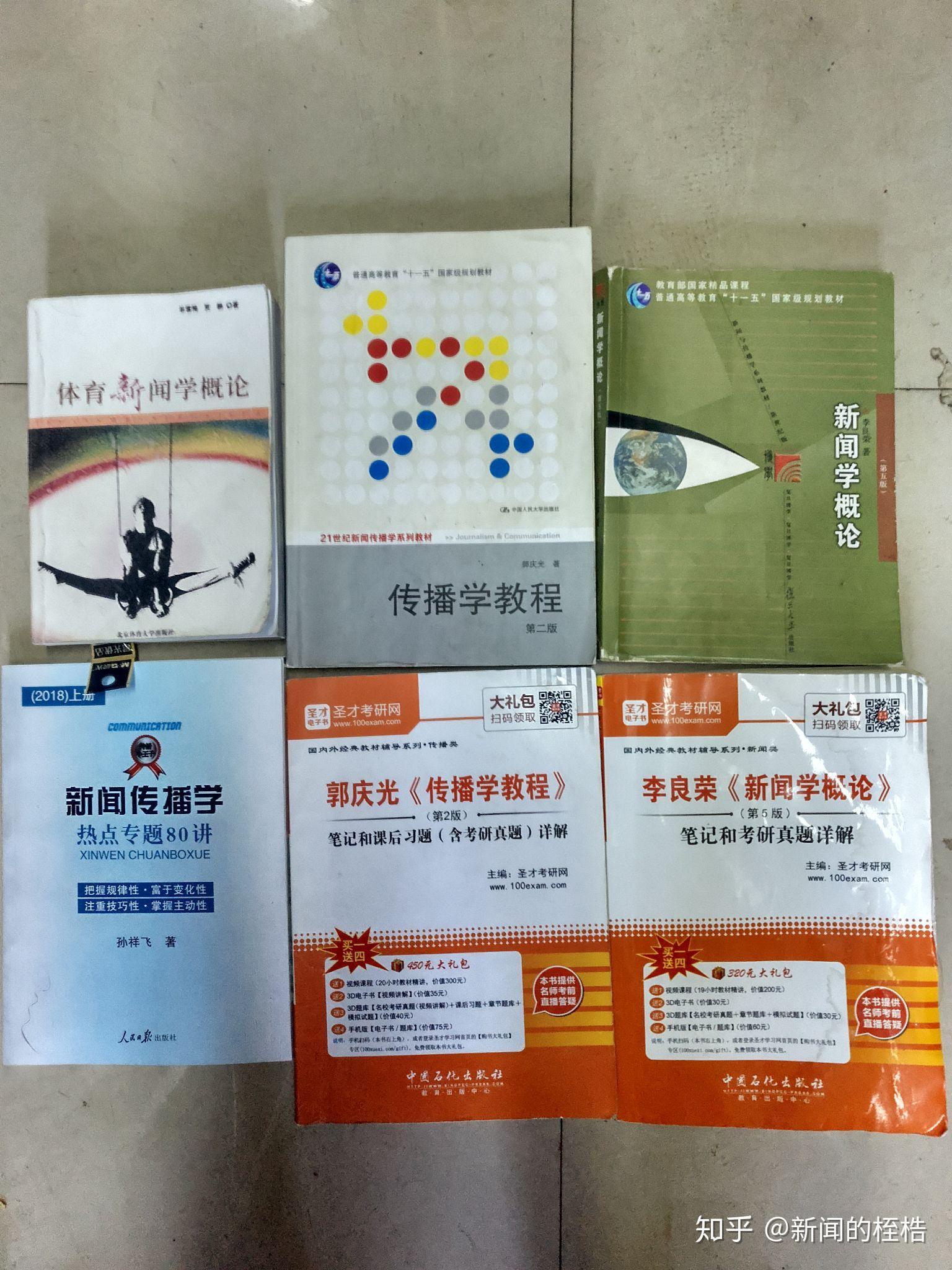 跨专业考北京体育大学研究生新闻与传播 有了