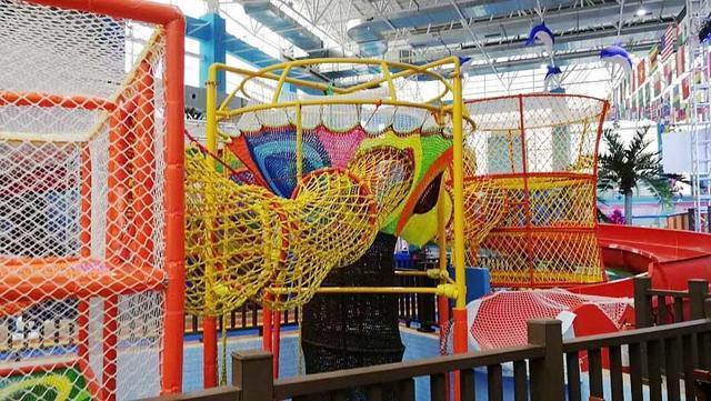 果洛藏族自治州怎样选择儿童乐园设备? 加盟资讯 游乐设备第2张