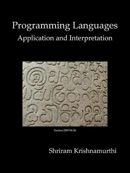 Programming Languages: Application and Interpretation【译15中】