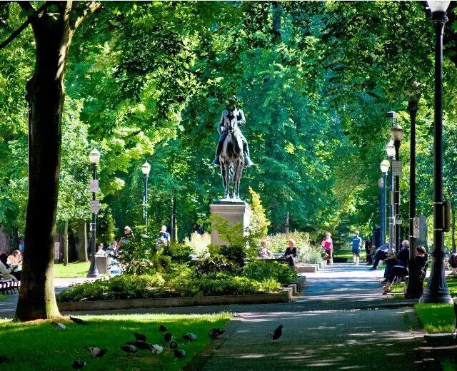 华盛顿大学西雅图_西雅图、波特兰有哪些值得实地造访的建筑景观作品? - 知乎