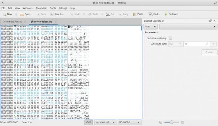 Linux 上最好的十六进制编辑器- 知乎