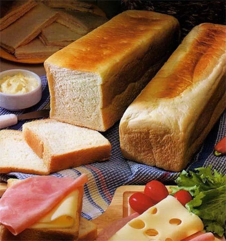 8分钟掌握做出好面包的简易方法!!直接法