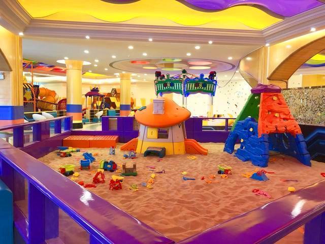 儿童乐园最近很火,哪些项目比较受小朋友喜爱? 加盟资讯 游乐设备第4张