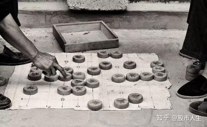 中国象棋为何要叫象棋呢