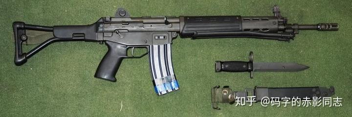暂未加入少女前线的FPS游戏名枪(十二)——死魂曲篇