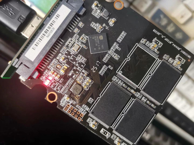 SM2258XT SSD固态硬盘 工厂数据恢复软件及方法
