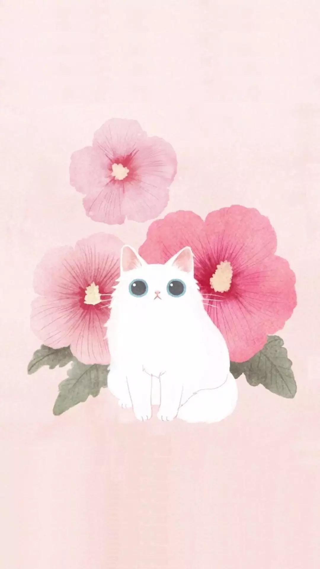 一波个性&萌系粉色少女心壁纸来袭
