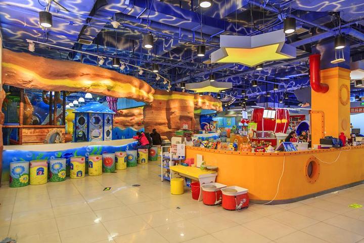渭南开儿童乐园挣钱吗? 加盟资讯 游乐设备第3张