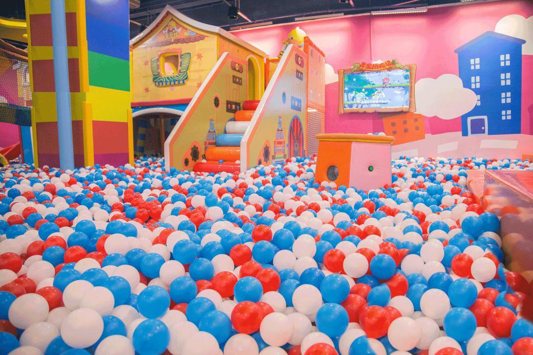 200平米淘气堡儿童乐园加盟需要多少钱? 200平米淘气堡儿童乐园加盟需要多少钱? 加盟资讯 游乐设备第2张