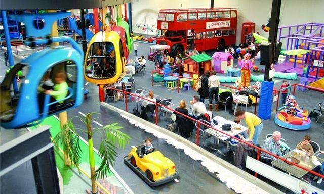 最近比较火的儿童乐园设备有哪些,该怎么投资好? 加盟资讯 游乐设备第2张