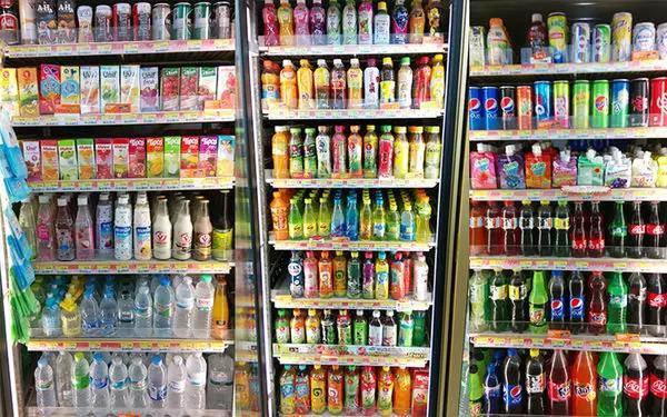 This Year S Hottest 7 11 Drinks In Thailand Are More Than Enough For Me To Choose Difficult Diseases Byetour Com