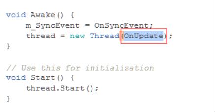 Unity3D热更新LuaFramework入门实战(9)——线程管理器 Unity3D教程 第5张