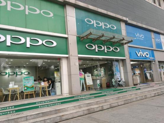 国内手机寒冬,OPPO最受伤,vivo增幅下滑