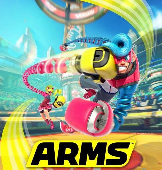 如何评价Nintendo Switch体感游戏《ARMS》?