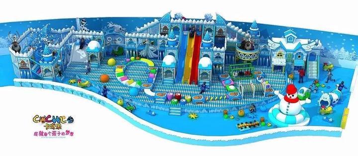 2020年儿童淘气堡乐园主题风格大盘点! 加盟资讯 游乐设备第5张