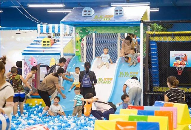 经典儿童乐园淘气堡,创新玩法 加盟资讯 游乐设备第2张
