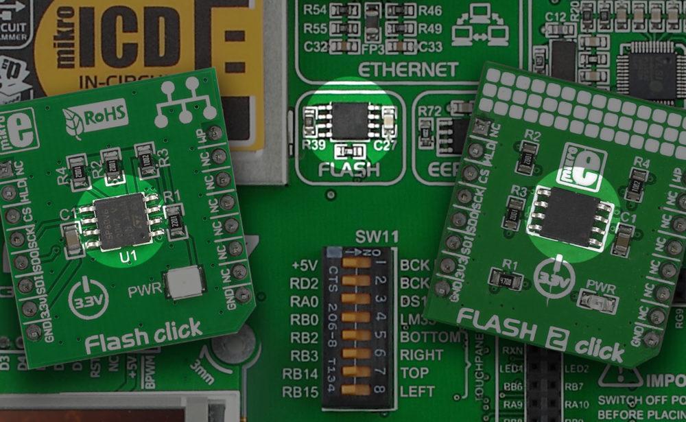 杂谈闪存二:NOR和NAND Flash