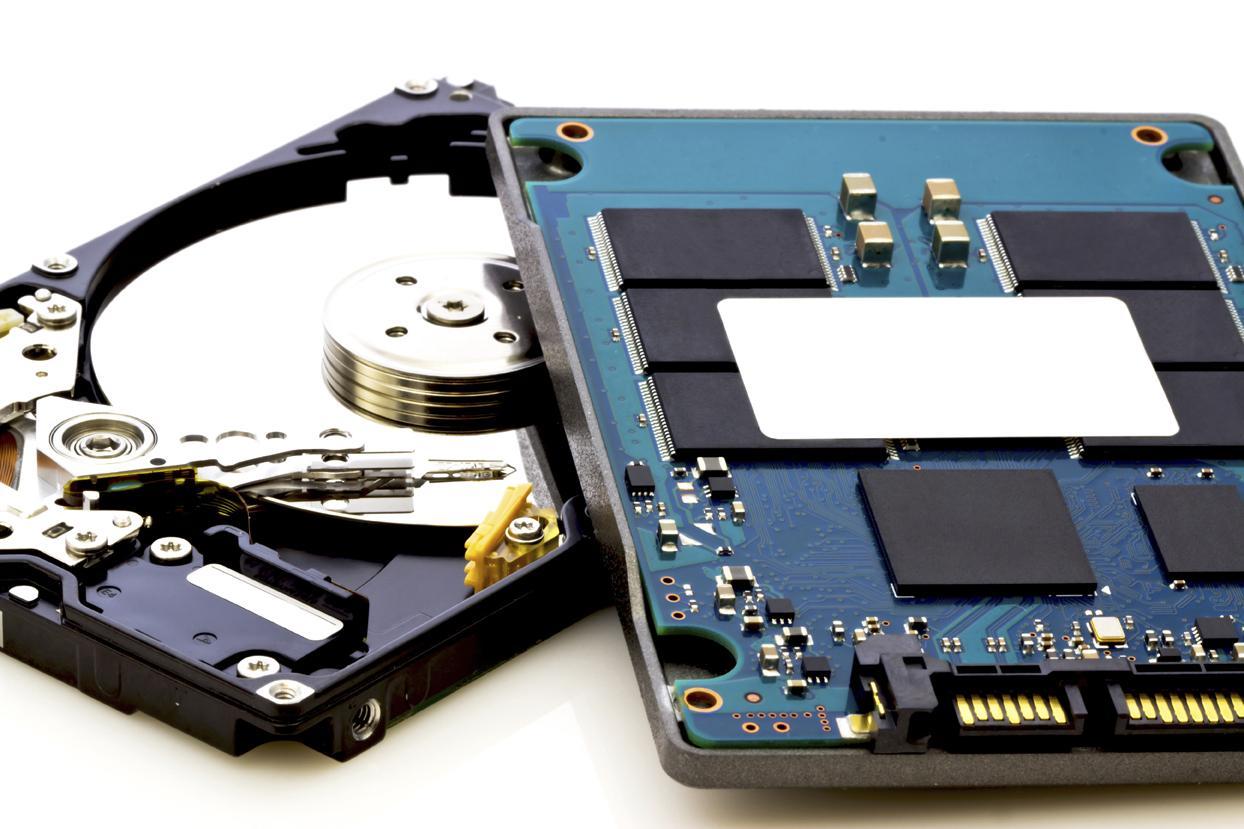 神秘消失的固态硬盘空间去哪了?