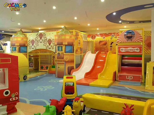 天水儿童乐园大概投资多少钱 加盟资讯 游乐设备第4张