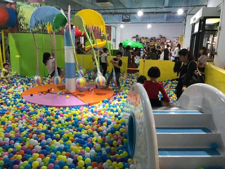 忻州儿童乐园加盟经验 加盟资讯 游乐设备第2张