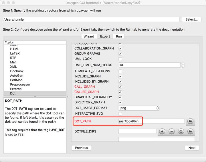 使用Doxygen把代码文档化- 知乎