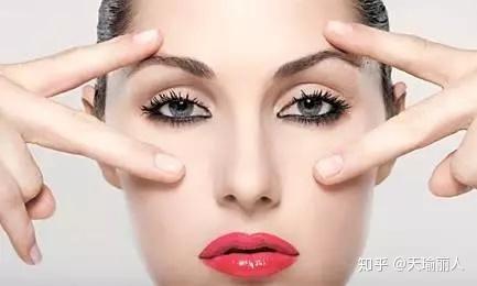 眼部皮肤过敏_祛除黑眼圈的十个简单方法 - 知乎