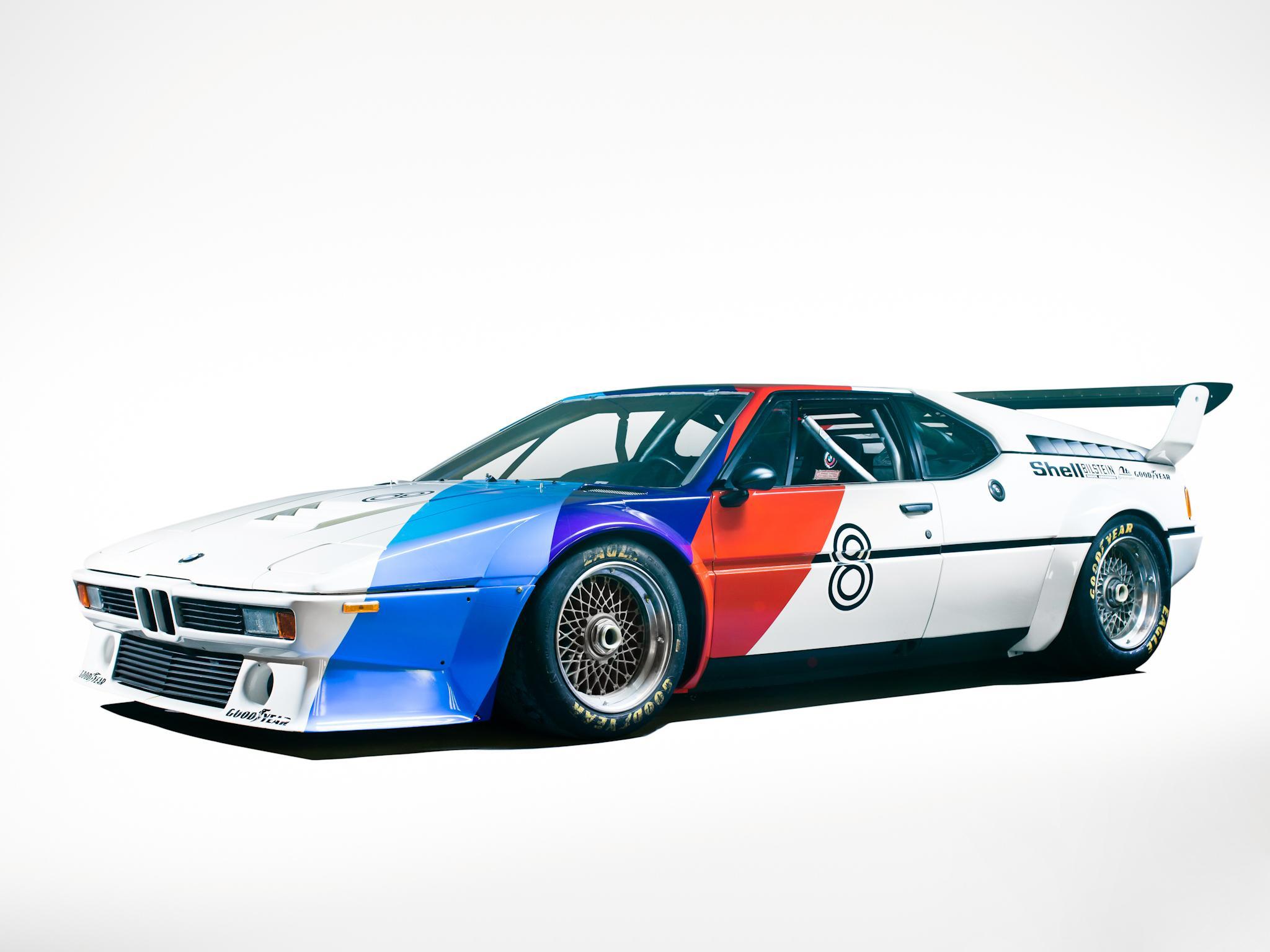 1982赛季,宝马首次参加F1的前因后果。与梦想无关,都是现实利益