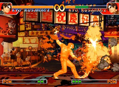拳皇97单机版破解版截图