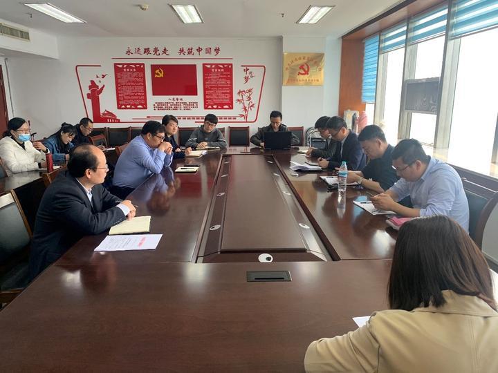 【公司动态】远博志城团队赴济南市莱芜区进行调研交流