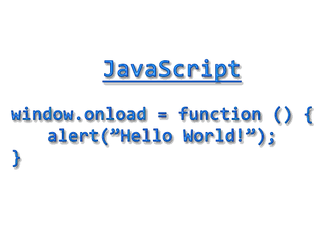 How to using Multiple JavaScript window onload() Functions