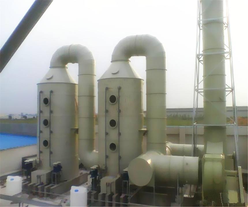 四川地区塑料喷淋塔生产厂家