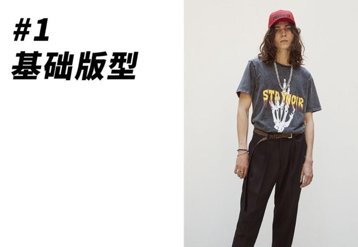 GOOSN_T恤